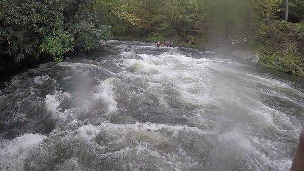 SRT Advanced; September 2017; Nantahala River