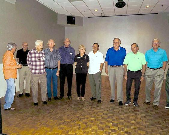 2017 November-Honoring Our MESS Veterans