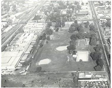 Location of IPD Antenna in Willard Park