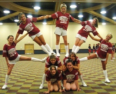 SN HS Cheerleading Miscellaneous 07-08