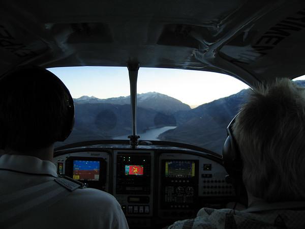 My first flight in N104XP