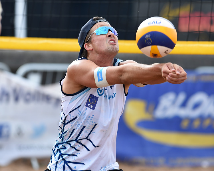 2017-08-26 CEV SCD Beach Volleyball Zonal Event Day 1