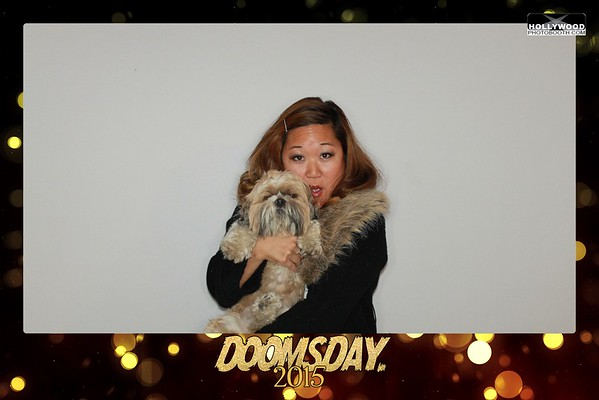 Doomsday Holiday Party 2015