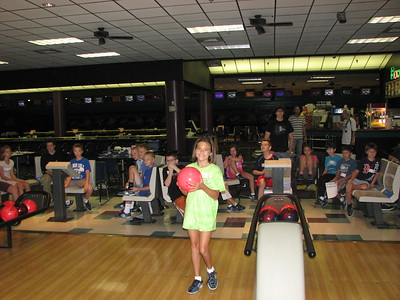 2011 Summer Sports & Recreation Camps Week 8