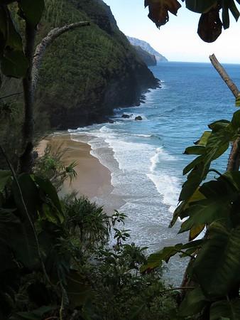 Hanakapiai Falls Hike 2012