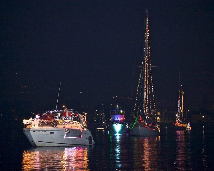 2016 Lighted Boat Parade