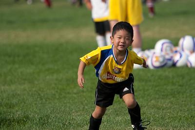 Westlake Soccer Camp