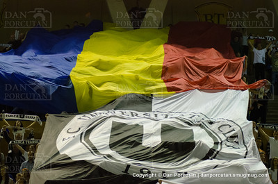 LNBM - Play Off - U-Banca Transilvania (ROU) vs. CSU Atlassib Sibiu (ROU)