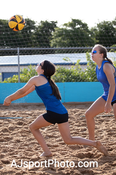 Showcase Sand Volleyball