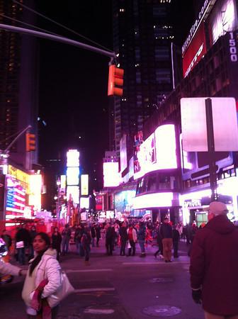 2012 New York City