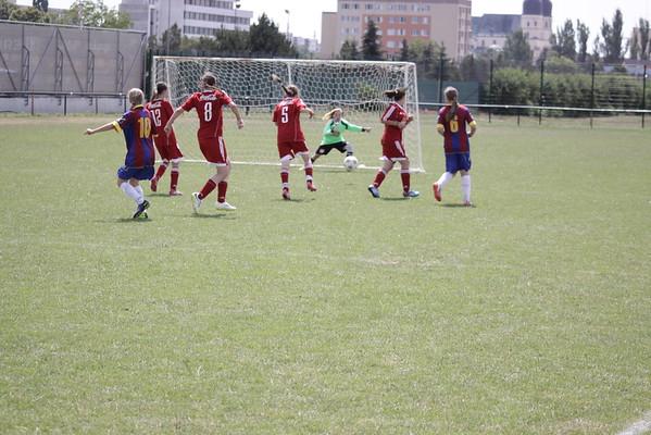 futbal dievčatá