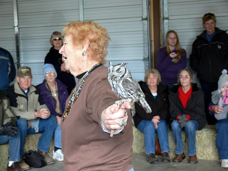 Eagle Lady Doris at ILSP 041.jpg