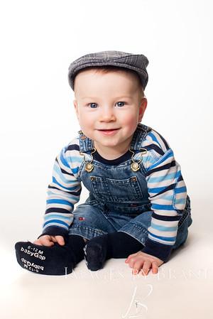 Baby Trevor James  6 month