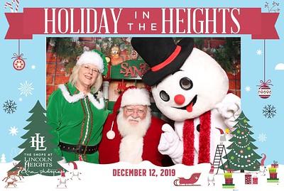 Lincoln Heights Santa