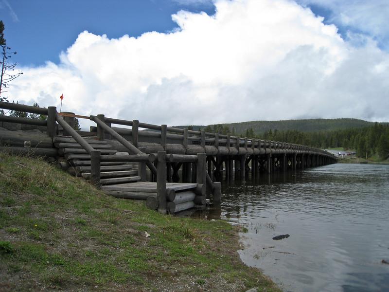 The old Fishing Bridge