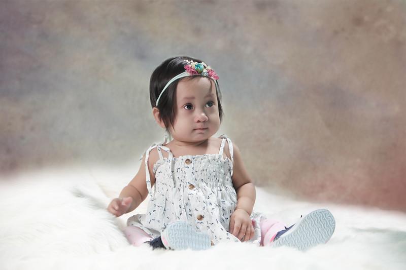Baby Laurisse Faith   Studio Glam Shoot