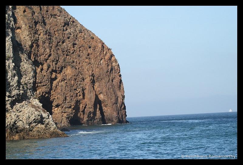 Santa Cruz Island, Channel Islands, November 2008