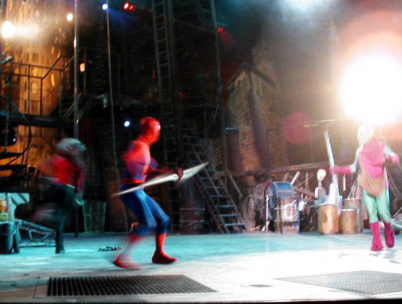 93 Universal Studios - Spiderman Show.jpg