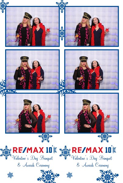 RE/MAX 10 Valentine's Day Banquet & Awards Ceremony (02/14/20)