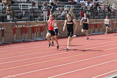 4x400M Relay Boys Gallery 2 - 2021 MHSAA LP T&F Finals - DIVISION ONE