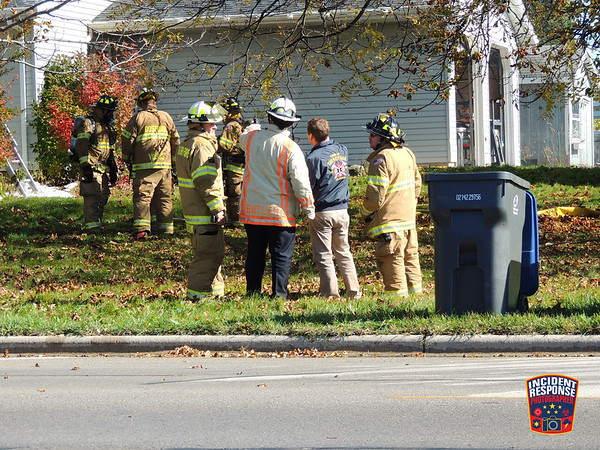 House fire on October 24, 2016