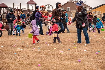 Cathedral Point Egg Hunt 2018