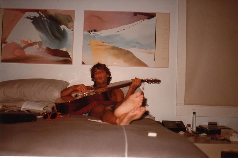 Tony Guitar Bed Circa 1970.jpg