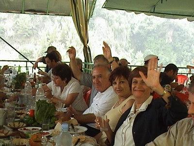 At Abou Joseph Summer 2004