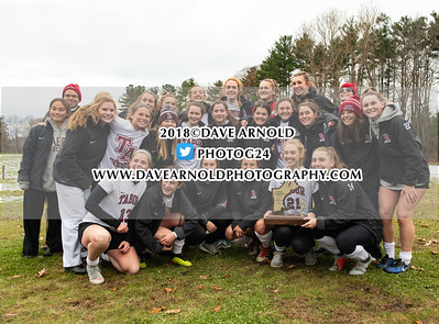 11/18/2018 - Girls Varsity Soccer - NEPSAC Class B Final - Thayer vs Tabor
