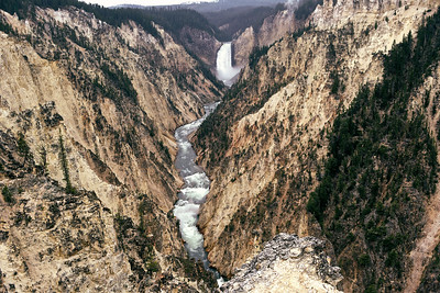 15 Yellowstone Grand Canyon