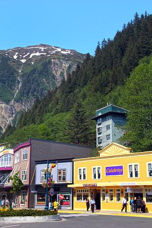 Juneau Alaska: Downtown, Neighborhoods, Architecture