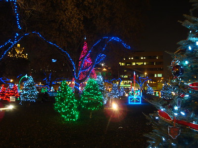 Christmas in Downtown Milwaukee