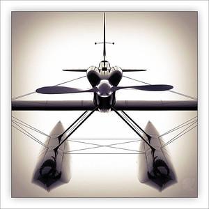 SSupermarine-s6b, the most beatyful racing Hydroplane