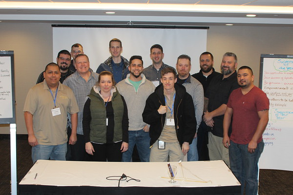Front Line Leadership Training January 2019, Chicago