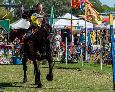 Medieval Faire, Lakes Park 2015