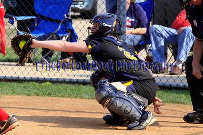 2010 Varsity Softball / Shelby