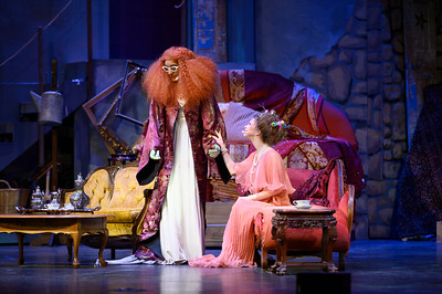 Upper School Fall Play: The Madwoman of Chaillot