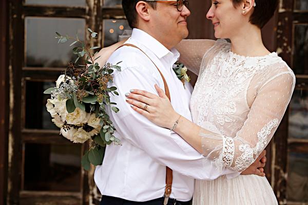 Kristi & Derek's wedding