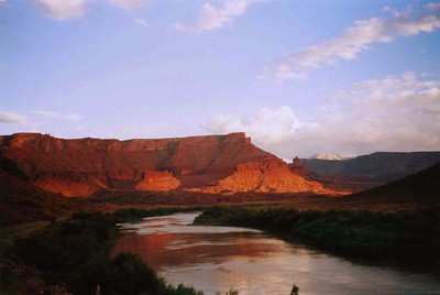 Moab and Colorado,  August of 2003