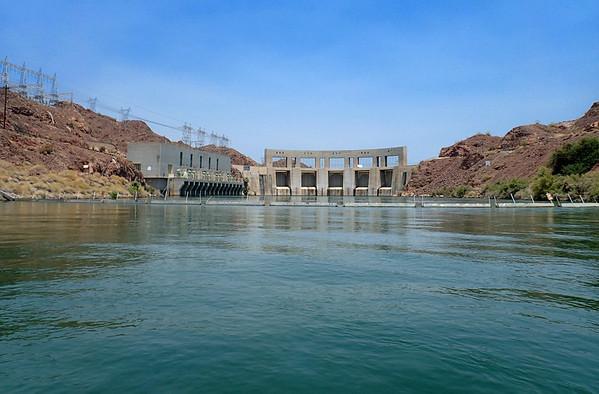 Parker Dam, California / Colorado River