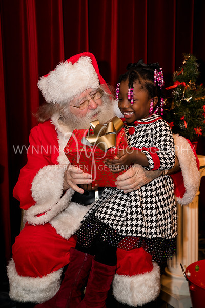 USACE Kid's Christmas Party