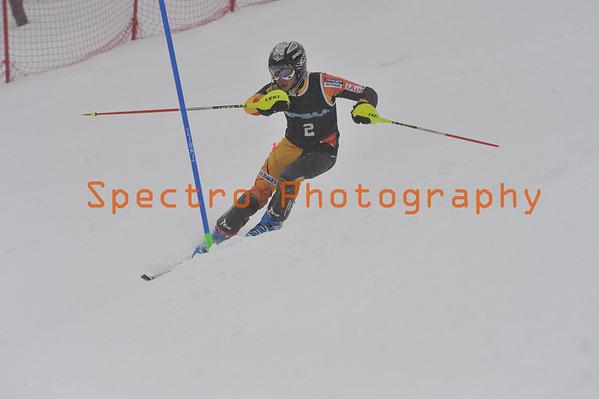 OFSAA Alpine 2014 Level II Mens Slalom