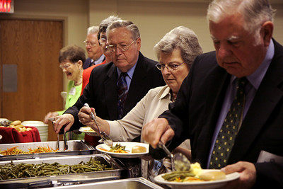 University Club Dinner