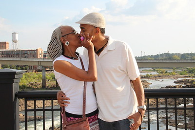 Steve and Tiyah  Sweetheart Photo Shoot