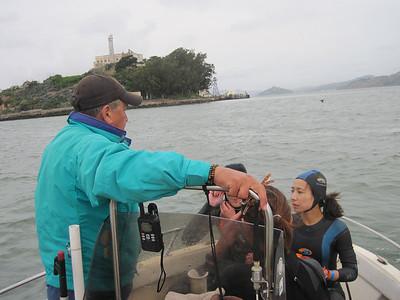 Saturday Alcatraz / Tri-Clinic 5.14.11