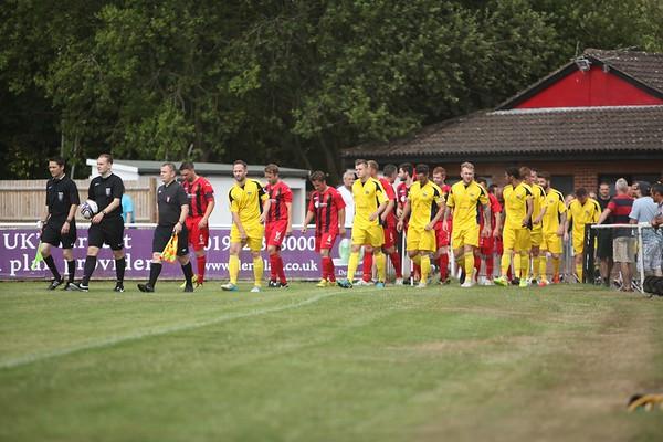 Winchester City (0)v Gosport (0) PSF 4.7.2015
