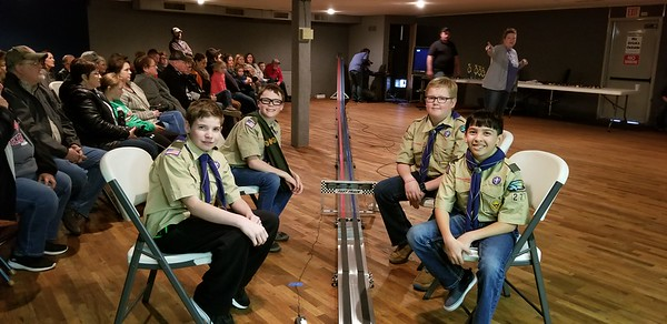 2018-03-26 Pinewood Derby