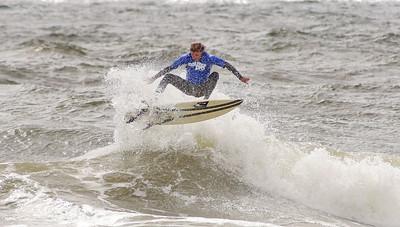 2019 Belmar Pro Surfing contest