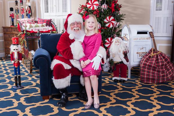 2018 Brunch with Santa
