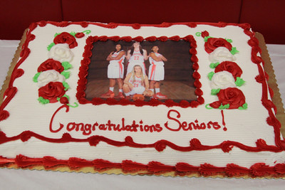 Senior Day Reception (March 1, 2015)